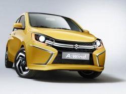 Suzuki A:Wind Concept Previews Next Gen Maruti A-Star/Alto - Drivespark