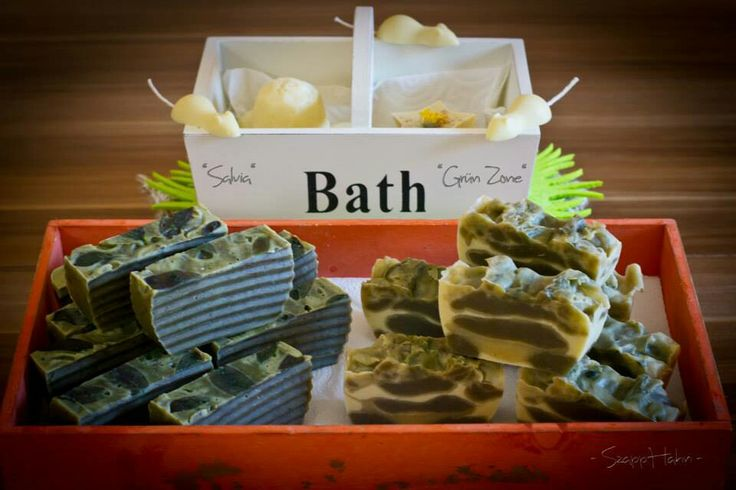 Soap Made by me!