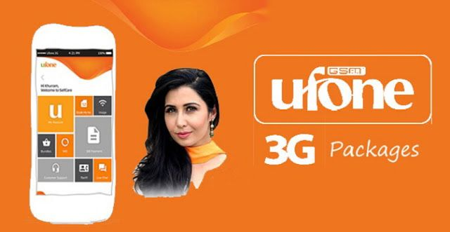 Ufone Daily Weekly Monthly 2g 3g 4g Internet Packages Details Internet Packages 4g Internet Cellular Service