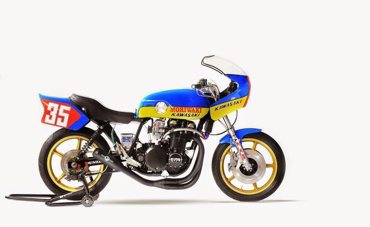CROZ Moriwaki Replica Z Bike