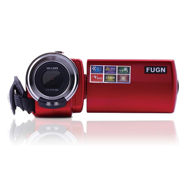 HD Digital Camera 16 Million Pixel CMOS Sensor with LED Light Support Face Detaction Professional Camcorder. #Digital #Camera #Million #Pixel #CMOS #Sensor #with #Light #Support #Face #Detaction #Professional #Camcorder