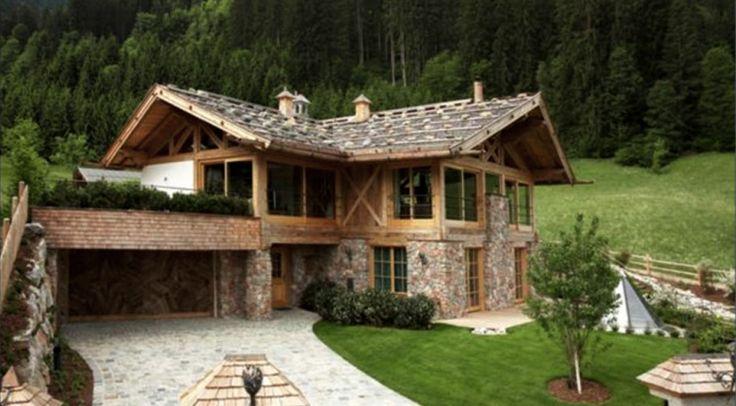 kitzbuhel luxury chalets Luxury ski accommodation with private - einrichtungsideen mobel chalet stil