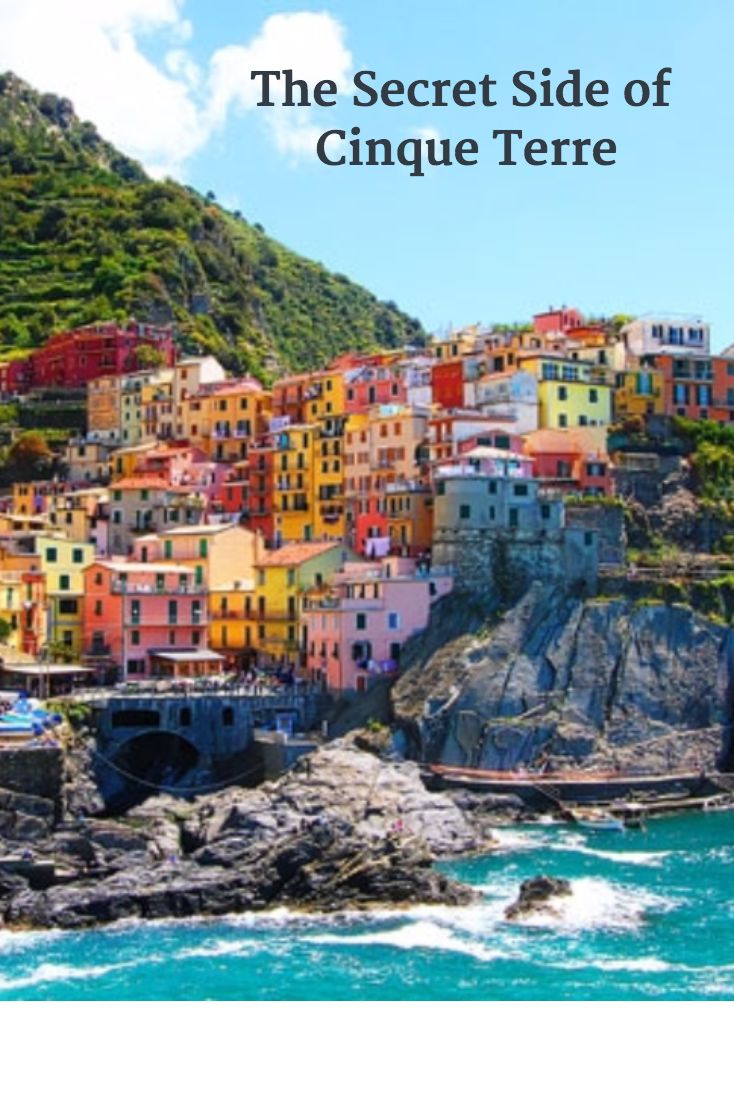 The Secret Side of Cinque Terre - SmarterTravel.com Things to do in Cinque Terra