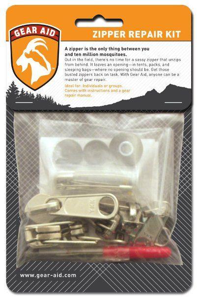 Gear Aid Zipper Repair Kit