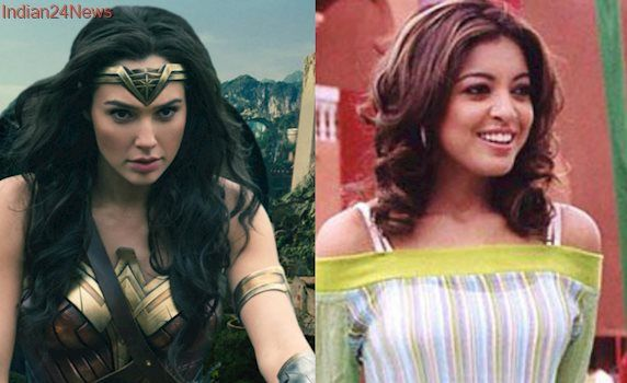 Wonder Woman Gal Gadot Lost To Tanushree Dutta During Miss Universe 2004