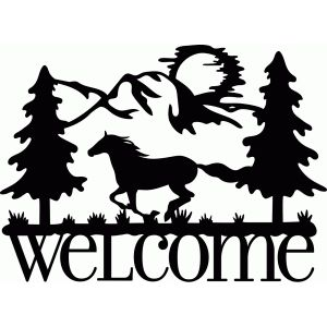 Welcome Sign Horse Run  Clip Art  Pinterest  Silhouette. Hemispheric Signs Of Stroke. Exterior Signs. Coastal Signs Of Stroke. Gif End Signs. Magnet Signs Of Stroke. Song Signs Of Stroke. Beauty Signs. Teacher Welcome Signs Of Stroke
