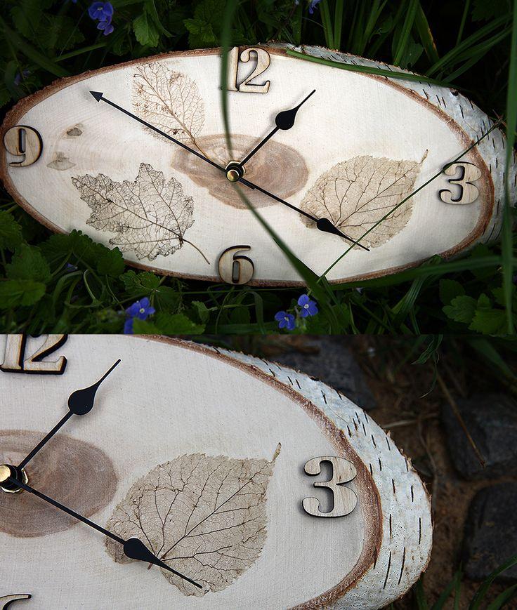 Часы, впитавшие в себя дух природы.  Продаются!