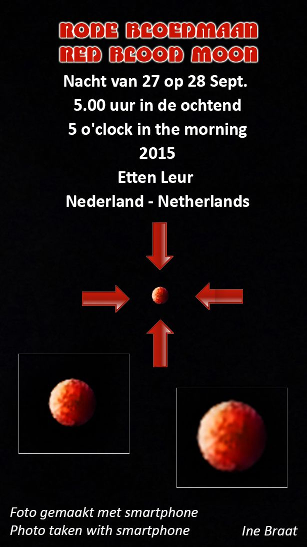 red moon netherlands - photo #7