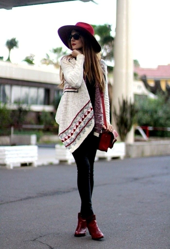 Top 10 Fashion Trends for Teens in 2015 ... Boho-Stylish-Teenage-Casual-Fashion-2014-3 └▶ └▶ http://www.topteny.com/?p=5488