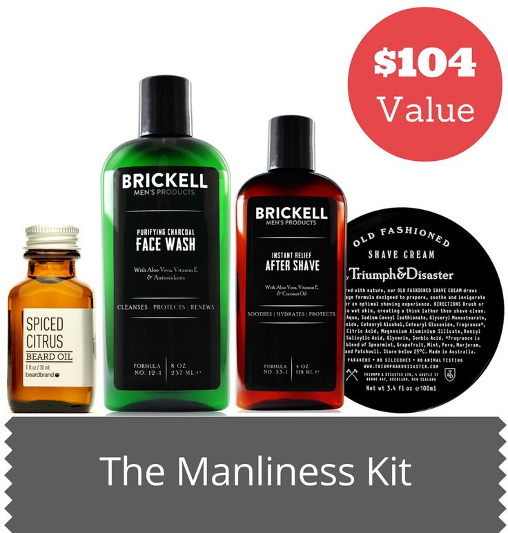 The Manliness Kit Bundle
