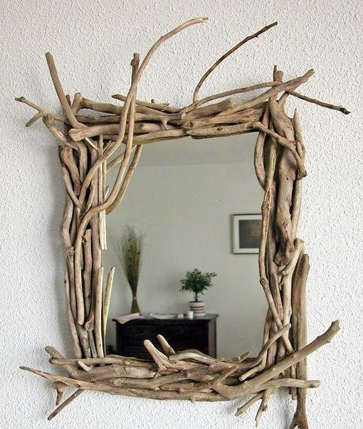 Oltre 25 fantastiche idee su decorazioni fai da te su - Rami decorativi legno ...