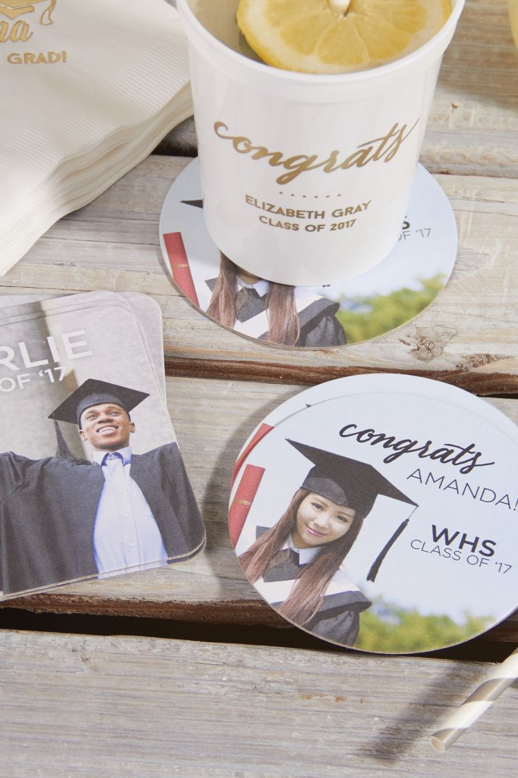 Customize your graduation party with FYP Personalized