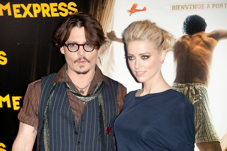 Pin for Later: A Look Back at Johnny Depp and Amber Heard's Sweetest Moments