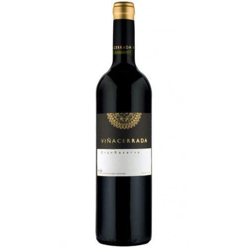 Vina Cerrada Gran Reserva Rioja