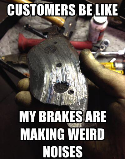 Best 25 mechanic humor ideas on pinterest for Garage auto reparation soi meme