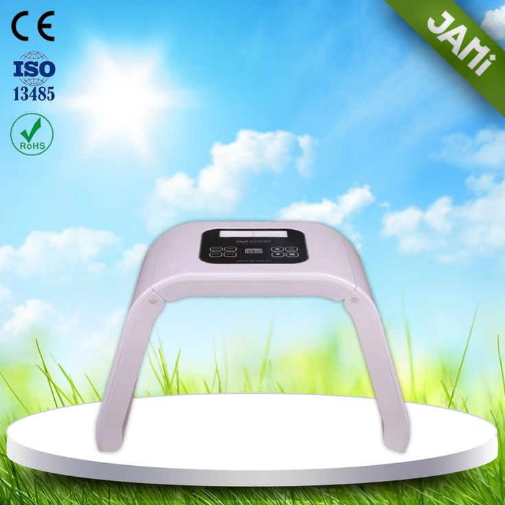 Supper effective led light photon therapy pdt led beauty machine