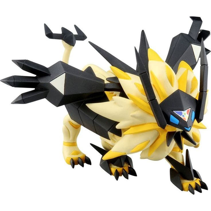 Takara Tomy Pokemon Monster Collection Moncolle EX EHP_13 Dusk Mane Necrozma F/S #TakaraTomy