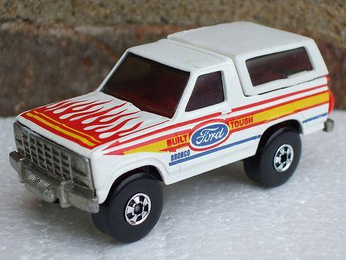 1980 Hot Wheels Cars | Vintage Hot Wheels Ford Bronco 4X4 1980's    http://www.giftkone.com/cars.html