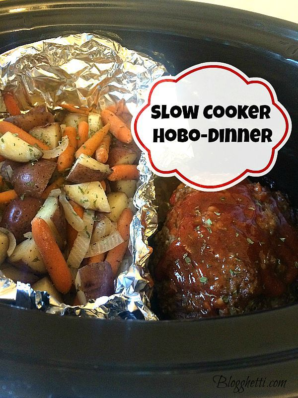 slow cooker hobo-dinner