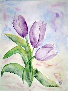 Galéria Kika: Tulipány (Luky 11 r.)