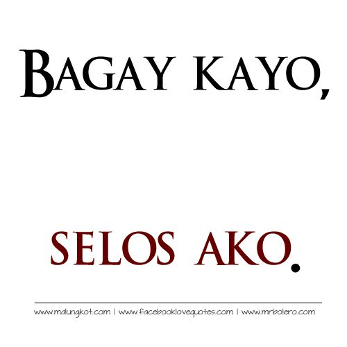 Tagalog Quotes Awesome Best 25 Tagalog Quotes Ideas On Pinterest  Hugot Quotes Tagalog