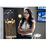 #5: The Flash Candace Patton as Iris West with arms folded 8 x 10 Inch Photo