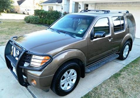 2005 Nissan Pathfinder LE Beautiful SUV Also we've done regular oil ch (albuquerque) $2769: < image 1 of 1 > 2005 nissan fuel: gastitle…