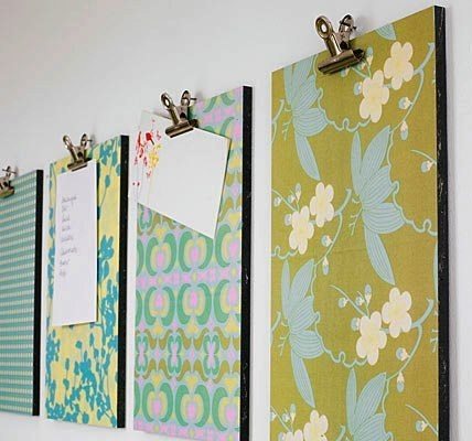 44 best creative clipboards images on pinterest sew art designs and cook. Black Bedroom Furniture Sets. Home Design Ideas