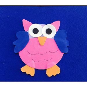 cd owl craft