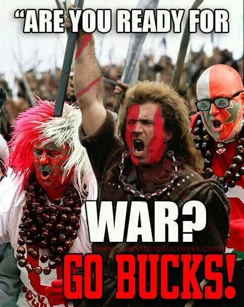 Ohio State.   Go Buckeyes!