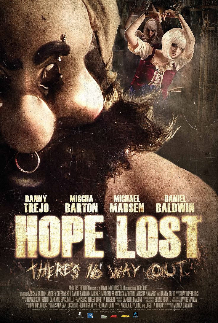 HOPE LOST Release Date: February 2015 (in USA)