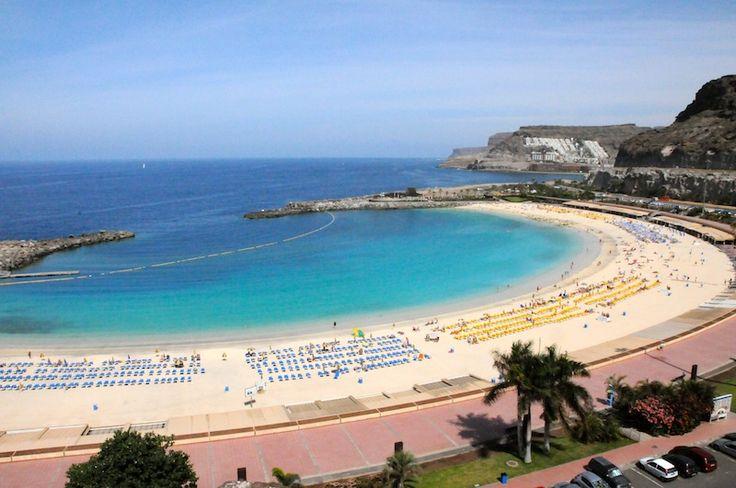 Playa de Amadores   Gran Canaria   Hoteles Dunas