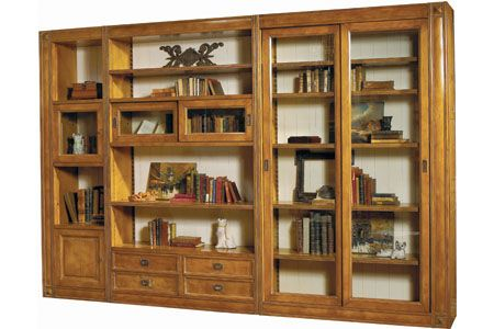 Rodin Wall Unit by French Heritage