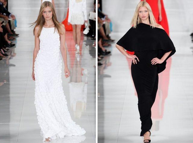 Ralph Lauren -Colección -primavera - verano 2014- Fashion Week Nueva York (8)