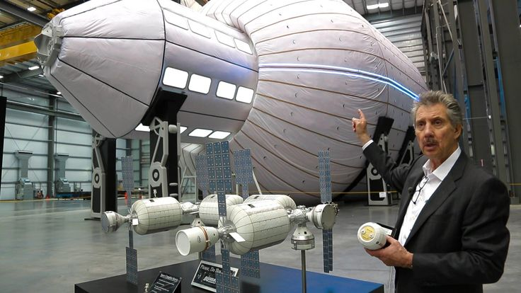 17 best ideas about bigelow aerospace on pinterest space for Space mission fabric
