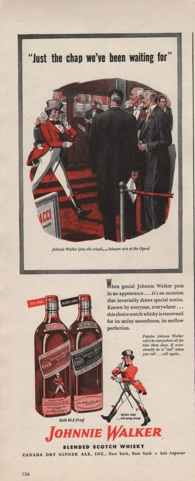 Vintage Drinks Advertisements of the 1940s (Page 8)