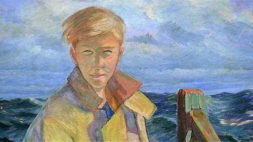 Self Portrait - Tove Jansson 1914-2001