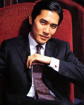 Tony Leung.  Oh myyy.