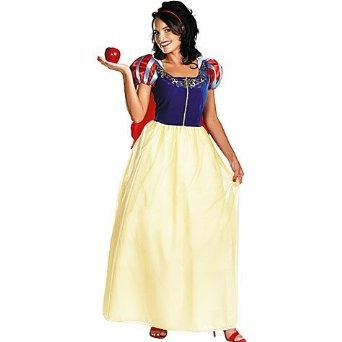 Disguise Costumes Disney Snow White Deluxe Adult Costume.  $32.59 - $87.98            Disney snow white
