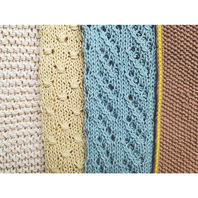 100% Pima Cotton | We Are Knitters