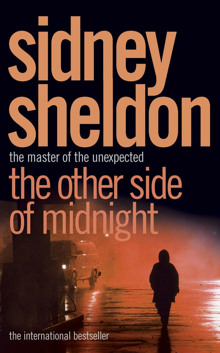 The 1st Sydney Sheldon Book I ever read. What a brilliant writer!