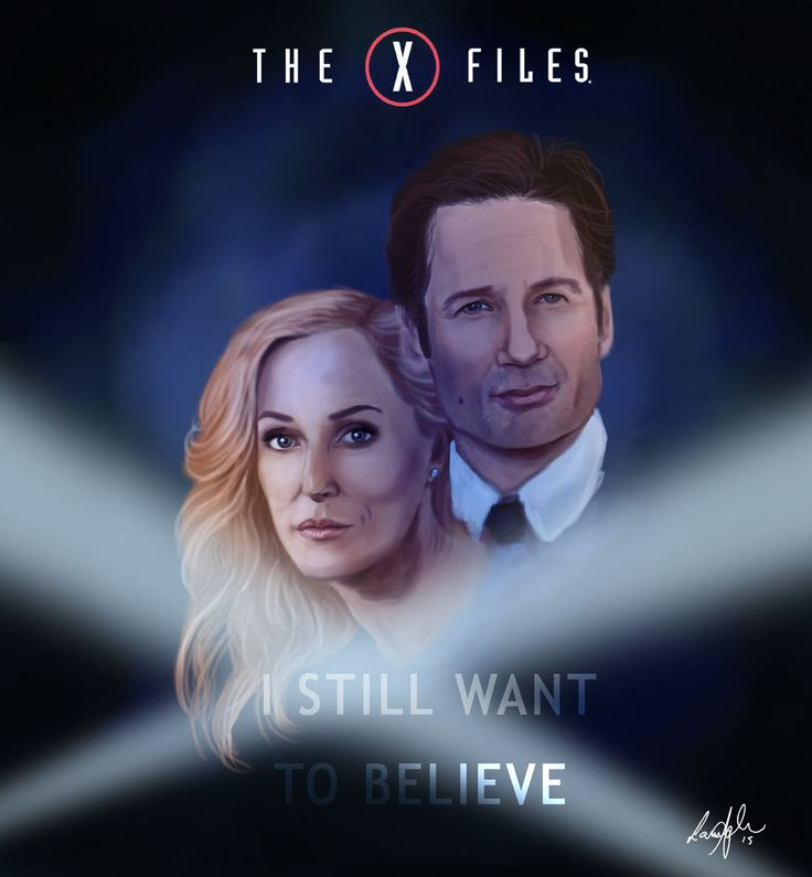 The X Files on Behance