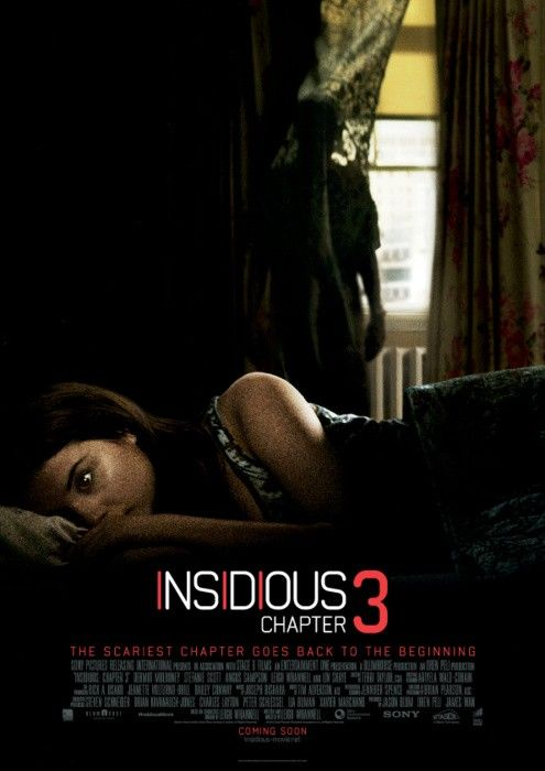 New Insidious: Chapter 3 Clip Reaches Out to the Dead
