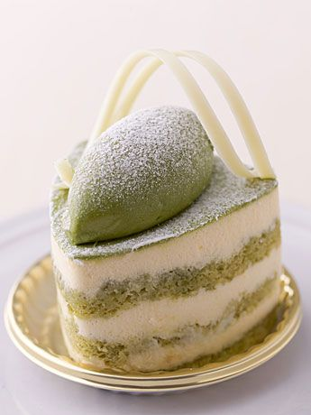 Elegantly delicious Green Tea Tiramisu. #food #matcha #tiramisu