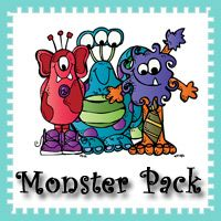 Free Monster Pack for ages 2 to 8 - 3Dinosaurs.com
