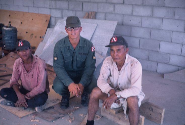 https://flic.kr/s/aHsiSn3knm | Camp Friendship Korat, Thailand 1968-1969