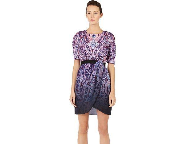 Warehouse adorn paisley wrap dress. - Day dresses - Dresses - Women -