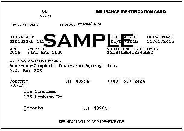 Texas Car Insurance Card The Truth About The Texas Car Insurance