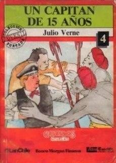 Un Capitán De Quince Años / Julio Verne