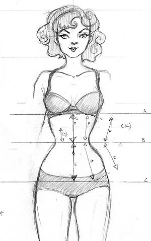 Corset Patterning from Scratch: The Basic Toolkit & Underbust Drafting Tutorial / Marianne Faulkner / Foundations Revealed: The Corsetmaker's Companion